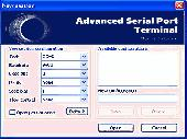 Eltima Serial Port Terminal Screenshot