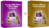 Lenogo DVD to iPod Converter + Video to iPod PowerPack Pro Screenshot