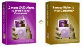 Lenogo DVD to iPod Converter + Video to iPod Powerpack Screenshot