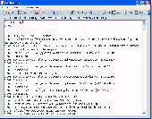 Screenshot of LogStomper