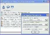 Lotus Organizer Password Screenshot