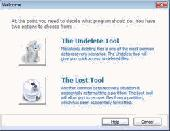 Undelete CompactFlash Screenshot