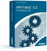 Screenshot of WinTasks 5 Professional Pro