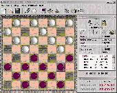 Actual Checkers 2000 A Screenshot