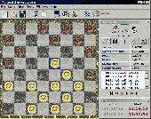 Screenshot of Actual Checkers 2000 R