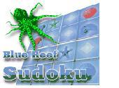 Blue Reef Sudoku Screenshot