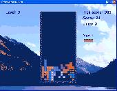 Screenshot of Global Tetris