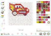 Fuse Bead Pattern Designer Screenshot
