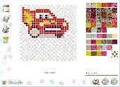 Fuse Bead Pattern Designer Screenshot