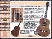 Left Handed guitar course (unit 1) Screenshot