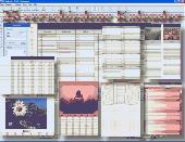 SF Kalender Screenshot