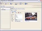 Screenshot of Vehicle Manager