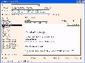 LetterMerger for MS Access Screenshot