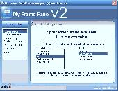 My Frame Panel ActiveX Screenshot