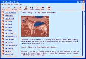 Screenshot of Dog Breed Encyclopedia