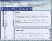 Screenshot of DVD CD Desktop