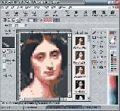 Screenshot of IconForge Icon Editing Tool Kit