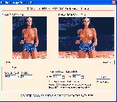 Nonlinear Image Resizing Tool Screenshot