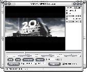 Screenshot of YASA AVI MPEG Converter