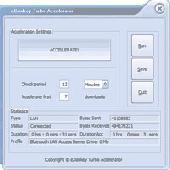 Azureus Turbo Accelerator Screenshot