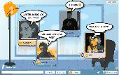 Screenshot of Chatablanca chat rooms