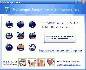 MsgJump! Free MSN Emoticons Pack 2 Screenshot