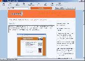 Namu6 Website Editor Screenshot