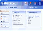 Spyware Terminator Screenshot