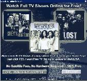Watch TV Online for Free Screenshot