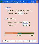 Abexo Memory Defragmenter Screenshot