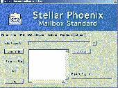 Stellar Phoenix Mailbox Standard - Screenshot