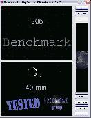 Video Card Stability Test Screenshot