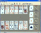 Screenshot of 1st Free Solitaire