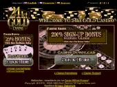 24kt Gold Casino 2007 Extra Edition Screenshot