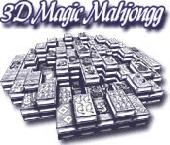 Screenshot of 3D Magic Mahjongg