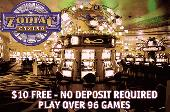 3D Zodiac Online Casino Screenshot