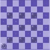 Aros Magic Checkers Screenshot