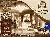 Screenshot of Cameo Casino