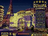 Screenshot of Casino Europa 2006 Special Edition