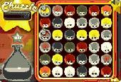 Screenshot of Chuzzle Online Game