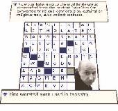 Crosswords Screenshot