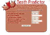 Death Predictor Calculator Screenshot