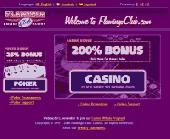 Flamingo Club Casino 2007 Extra Edition Screenshot