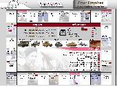 Four Empires: Bush against terrorists Screenshot