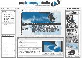 PSP Homepage Studio Screenshot