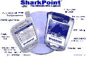 SharkPoint for PocketPC, the scuba dive log Screenshot