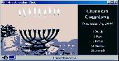 T-Minus Chanukah Countdown Screenshot