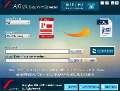 AKick Document Converter Screenshot