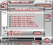 Screenshot of Abdio MP3 Converter