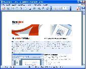 Screenshot of Abdio PDF Reader